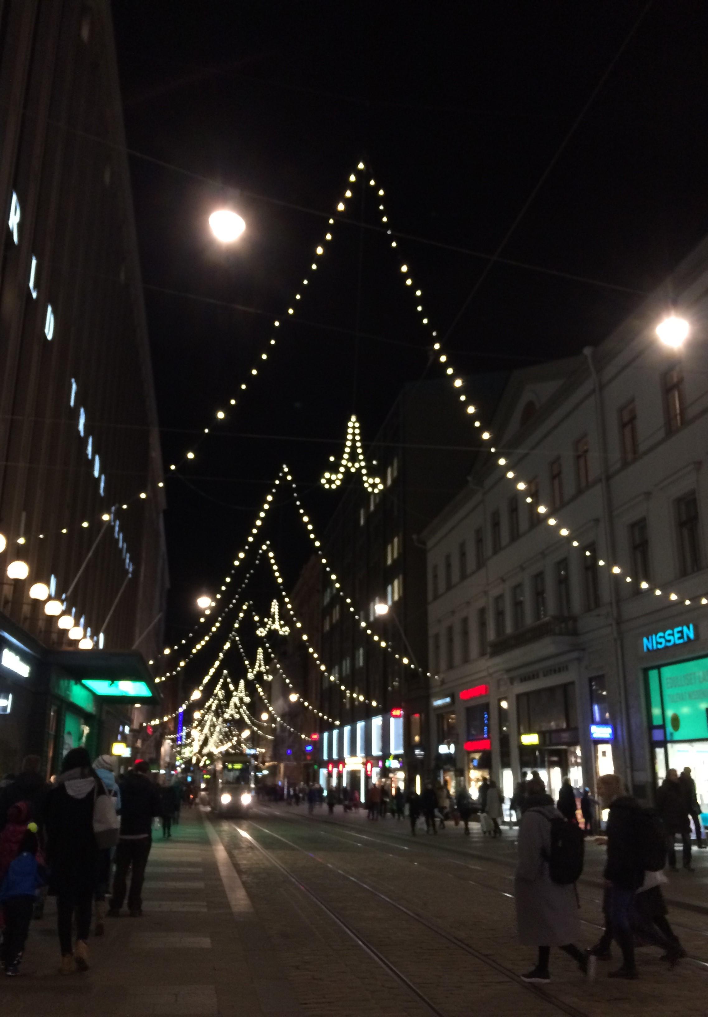 002 Helsinki Christmas Lights